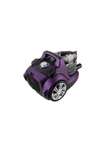 Fakir Fakir 750 W Bakteri Ve Tozu Engelleyen Toz Torbasız Renk Turbo Xl Kuru Vakumlu Süpürge Mor